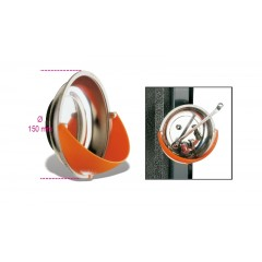 Portaminuterie magnetico tondo - Beta 1767PMC