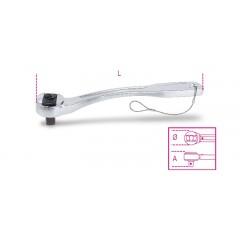 Cricchetti reversibili con sistema anticaduta H-SAFE - Beta 900E-HS/55