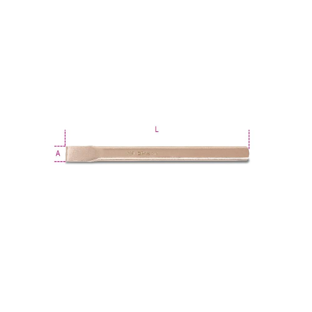 Sparkproof flat chisels - Beta 34BA