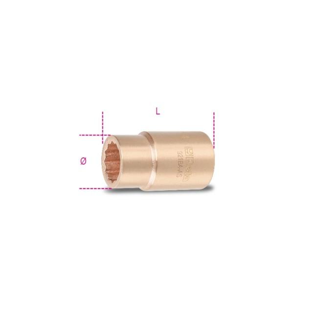 Douille 12 pans antidéflagrante - Beta 921BA-AS