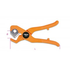 341-PIPE CUTTING PLIERS FOR PLAST. PIPES