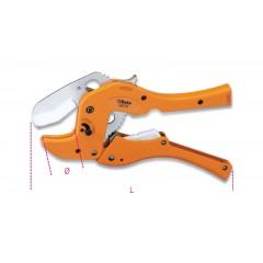 Cesoia a cricchetto per tubi in materiale plastico - Beta 342A