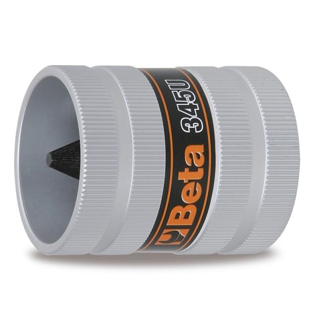 Utensile sbavatubi per inox, acciaio, rame e leghe leggere - Beta 345U