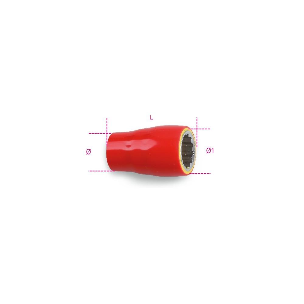 Chiavi a bussola poligonali - Beta 910MQ/B
