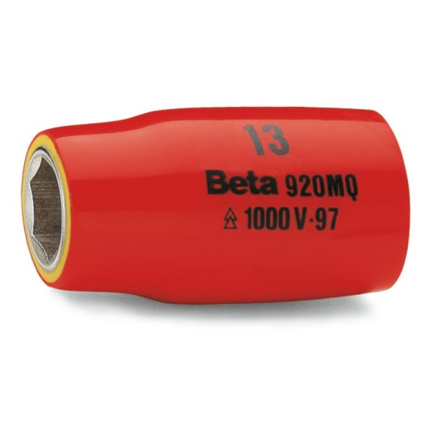 Douille 6 pans - Beta 920MQ/A