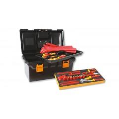 Assortimento di 32 utensili isolati per auto ibride, in cestello plastico con termoformato morbido - Beta 2115P L-MQ32