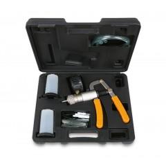 Pressure/depressure tester with accessories and adaptors - Beta 960P