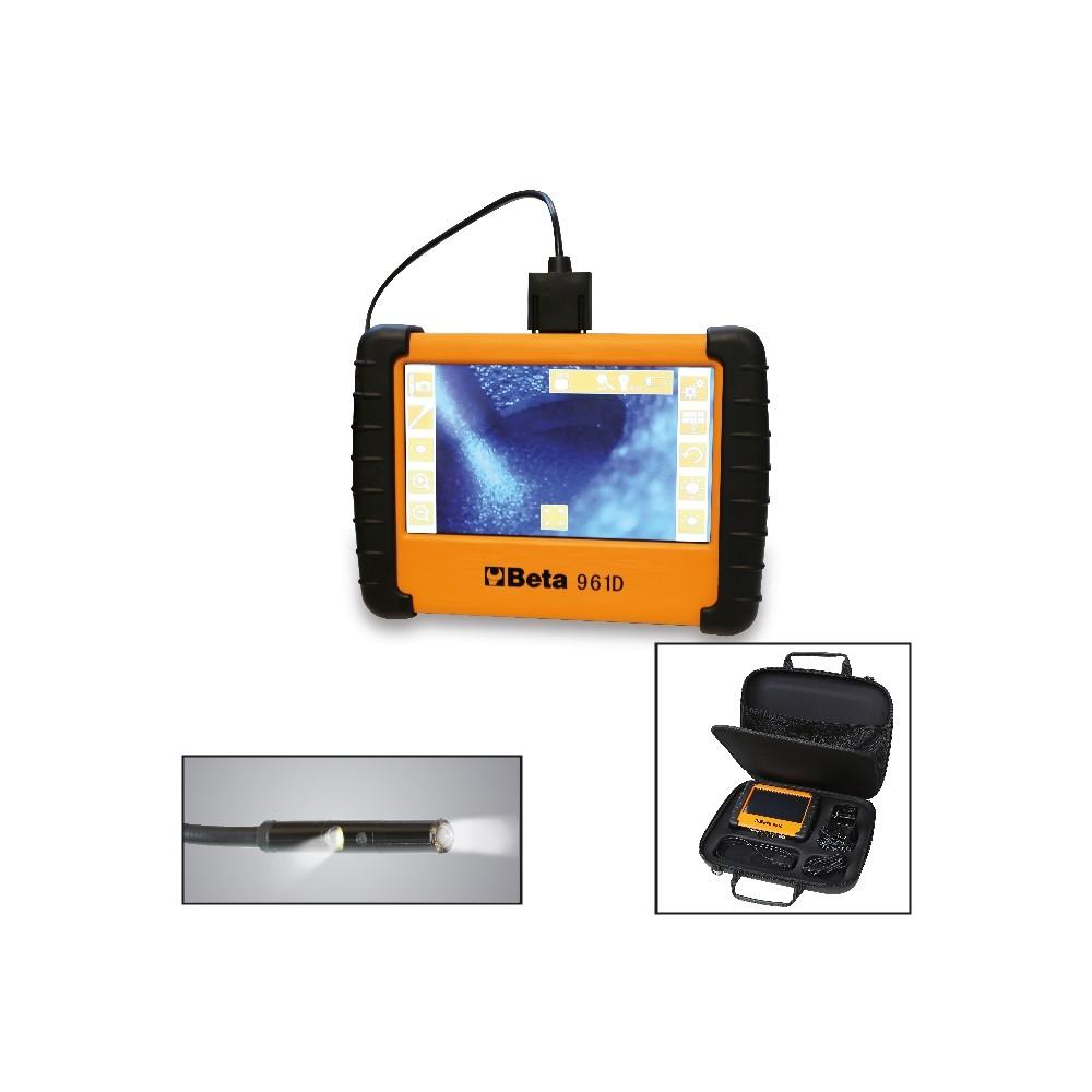 Videoscopio digitale elettronico con sonda da 5,5 mm - Beta 961D
