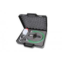 Set per la verifica dell'impianto alta pressione dei motori diesel common rail, da utilizzare con 1464T. - Beta 1464AP
