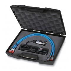 Set per la verifica dell'impianto alta pressione benzina dei motori FSI, da utilizzare con 1464T - Beta 1464APB