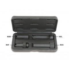 Jeu de douilles à encoches pour écrous porte-injecteurs - Beta 960H/C4