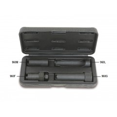 Set of sockets for nozzle holder ring nuts - Beta 960H/C4