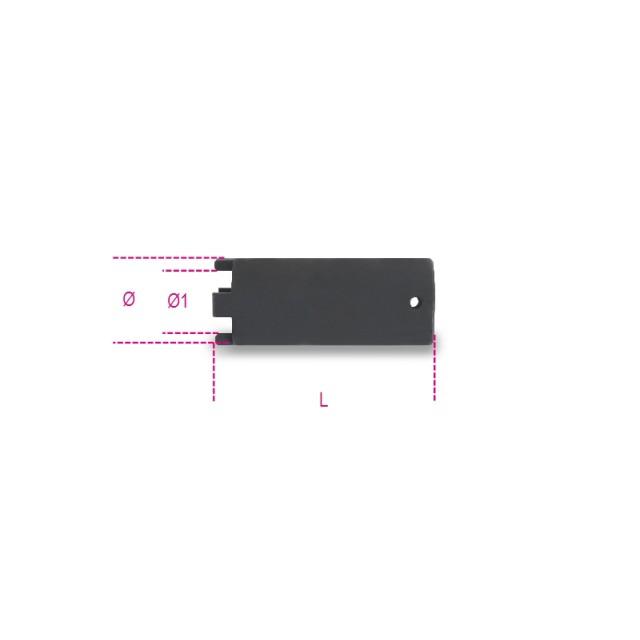 Douille à encoches pour écrous porte-injecteurs - Beta 960M