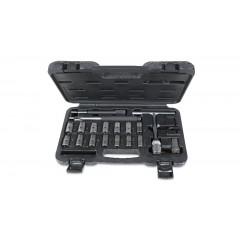 Assortimento di 19 utensili per la pulizia sedi iniettori - Beta 960PI/C19