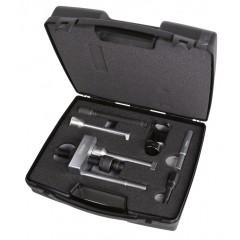 Assortimento utensili per estrazione iniettori su motori Mercedes 2.1L, 2.2L, 3.0 V6 e Chrysler - Beta 1462/KMRC