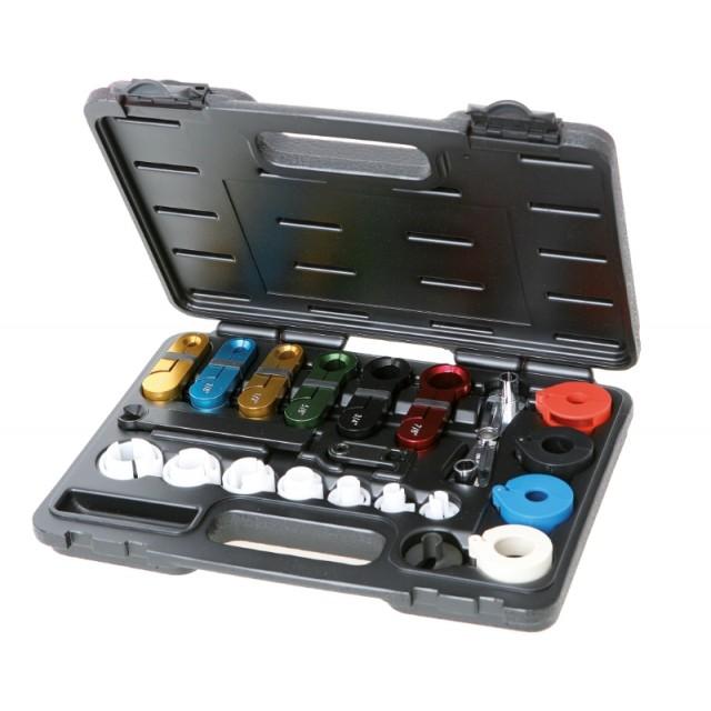 Kit per la separazione di raccordi su impianti di condizionamento, alimentazione e lubrificazione - Beta 1483K/22