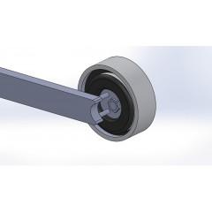 Coppia di attrezzi per precaricare i cuscinetti della cinghia di distribuzione del gruppo FCA - Beta 1485FCA/K2