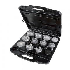 Serie di 18 chiavi a bussola per filtri olio Particolarmente indicate per auto asiatiche - Beta 1493/C19