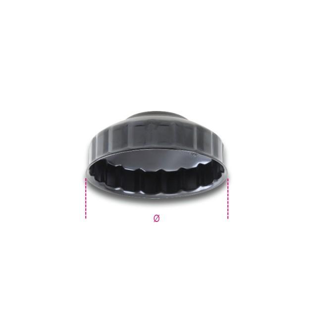 Chiavi a bussola per filtri olio Purflux - Beta 1493/PF