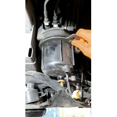 Chiave per filtri gasolio Ford Transit - Beta 1493FT