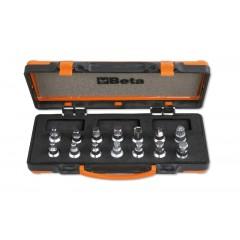 Assortimento di 14 utensili per cambio olio - Beta 1494/C14A