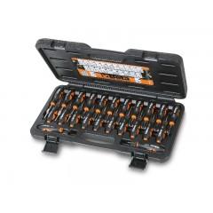 Assortimento 23 utensili per sblocco connettori elettrici - Beta 1497/C23