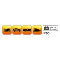 Caricabatterie elettronico 6-12V auto-moto - Beta 1498/4A