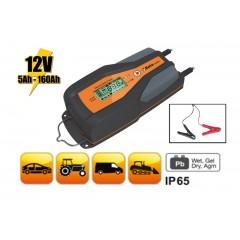 Caricabatterie elettronico 12V auto-veicoli commerciali - Beta 1498/8A