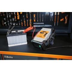 Caricabatterie elettronico 6-12-24V multifunzione - Beta 1498/30A