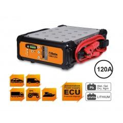 Caricabatterie elettronico 12V multifunzione - Beta 1498/120A