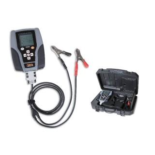 Digital battery tester, 12V, and starting/charging system analyzer, 12-24V - Beta 1498TB/12-24