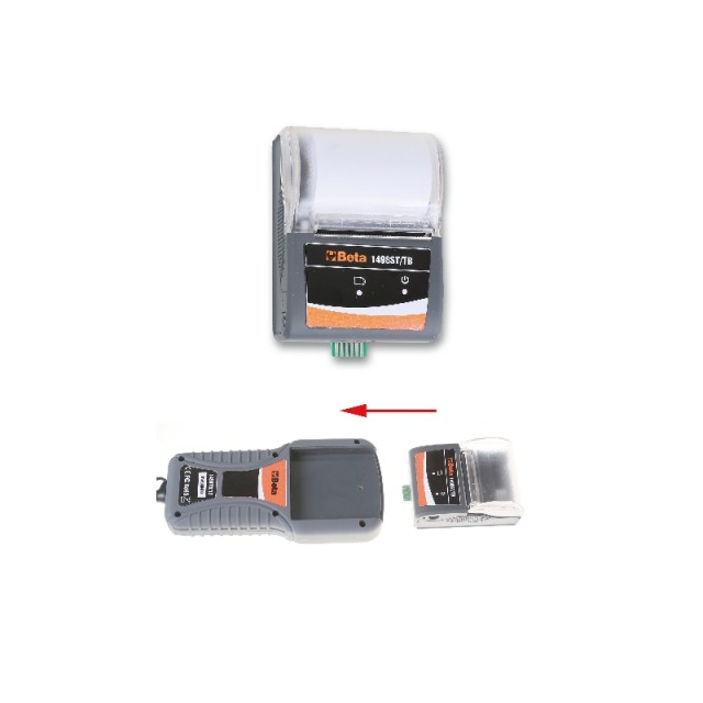Mini impressora para aparelho de teste ref. 1498TB/12 - Beta 1498ST/TB
