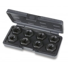 Zestaw narzędzi do naprawy uszkodzonych gwintów półosi - Beta 437K/8