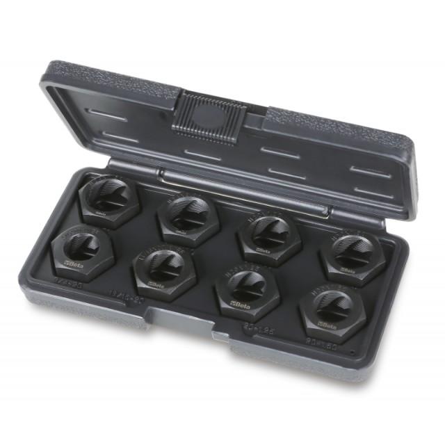Tool assortment for repairing  axle shaft threads - Beta 437K/8