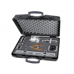Set di 13 attrezzi per lo smontaggio, montaggio e registrazione delle frizioni VW DSG a 6 e 7 rapporti - Beta 1438K/DSG