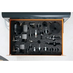 Automatic gearbox maintenance station - Beta 1885