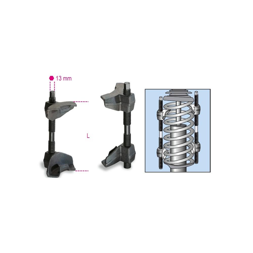 Coppia di pressori per molle ammortizzatori - Beta 1556/2A