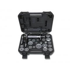 Utensile pneumatico per arretrare e ruotare i pistoncini dei freni a disco destrorsi e sinistrorsi con acce... - Beta 1471M/C22