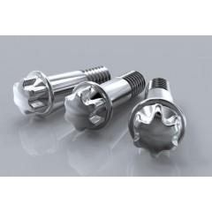 Impact socket with polymeric insert for Mercedes wheel screw - Beta 720MRC