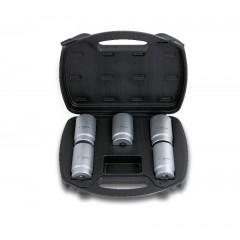 Serie di 5 chiavi a bussola per serraggio dado mozzo in valigetta di plastica - Beta 969/C5