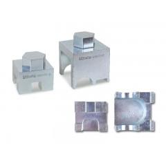 Coppia di chiavi per valvole bombole metano - Beta 1486/70