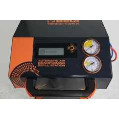 Automatic charging station for R134a gas air conditioners - Beta 1893/134A