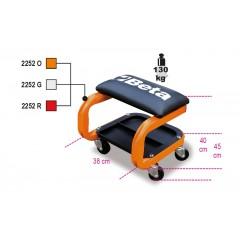 Seggiolino con rotelle - Beta 2252