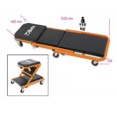 Aláfekvő ágy és ülőke - Beta 3002