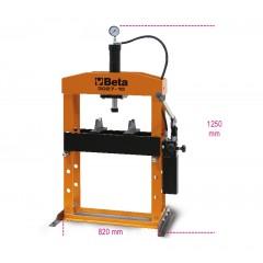 Pressa idraulica da banco con pistone mobile   - Beta 3027 10