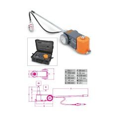 Sollevatore oleopneumatico 20-10T con valigia di trasporto - Beta 3065/20-10T