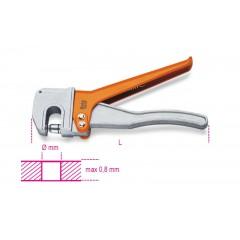 Hand punch steel punch and matrix - Beta 1065F