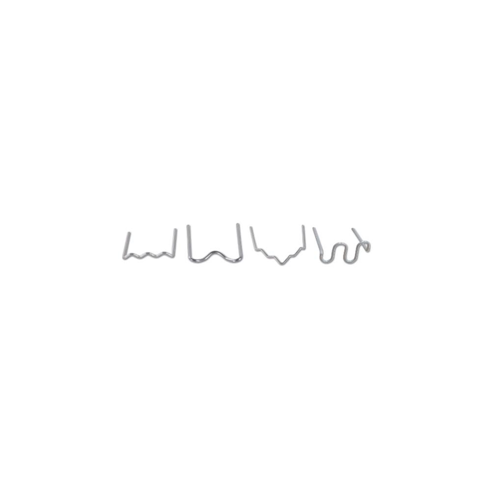 Assortimento di 400 graffette per 1368 - Beta 1368G/K400