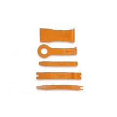 Kit of 5 nylon trim pin removers - Beta 1479N/S5