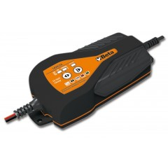 Electronic motorcycle battery charger, 12V - Beta 1498/2A
